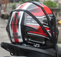 Motorcycle Helmet Net
