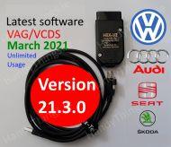 VCDS HEX V2 - 21.3.0